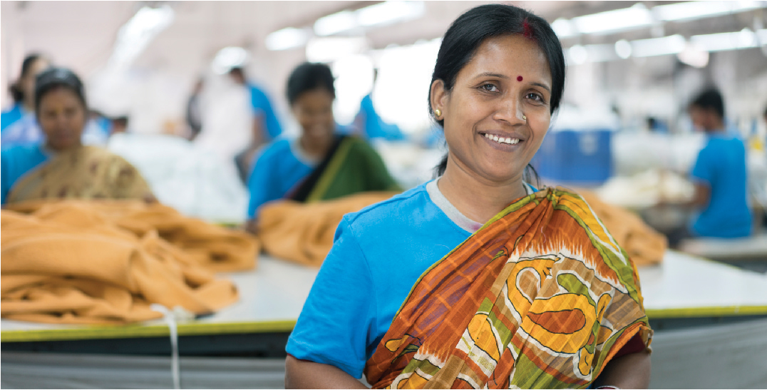 Fabric Factory Worker