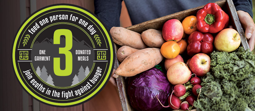 Join Ecoths in the fight against hunger